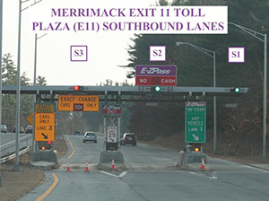 Central Turnpike Toll Plaza | Turnpikes | NH Department of
