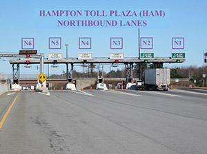 Blue Star Turnpike Toll Plaza | Turnpikes | NH Department of