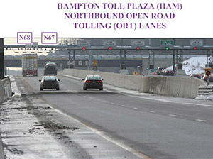 Blue star turnpike toll plaza turnpikes nh department of dover toll plaza sciox Choice Image