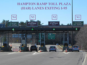 Blue star turnpike toll plaza turnpikes nh department of bedford toll plaza sciox Choice Image