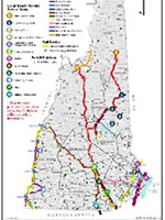 new hampshire hiking maps Maps Nh Bike Ped Nh Department Of Transportation new hampshire hiking maps