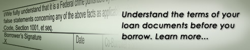 loan document image