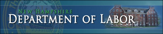 NH Department of Labor logo