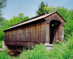 Clark's Covered Bridge