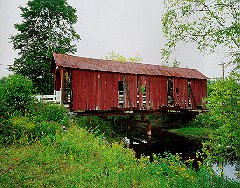 Carlton Bridge - Swanzey, NH 03446