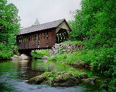 Cilleyville Covered Bridge
