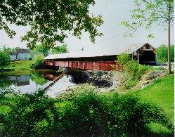 Bath-Haverhill Covered Bridge
