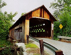 Coombs Covered Bridge