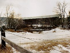 Smith Covered Bridge - Plymouth, NH 03264