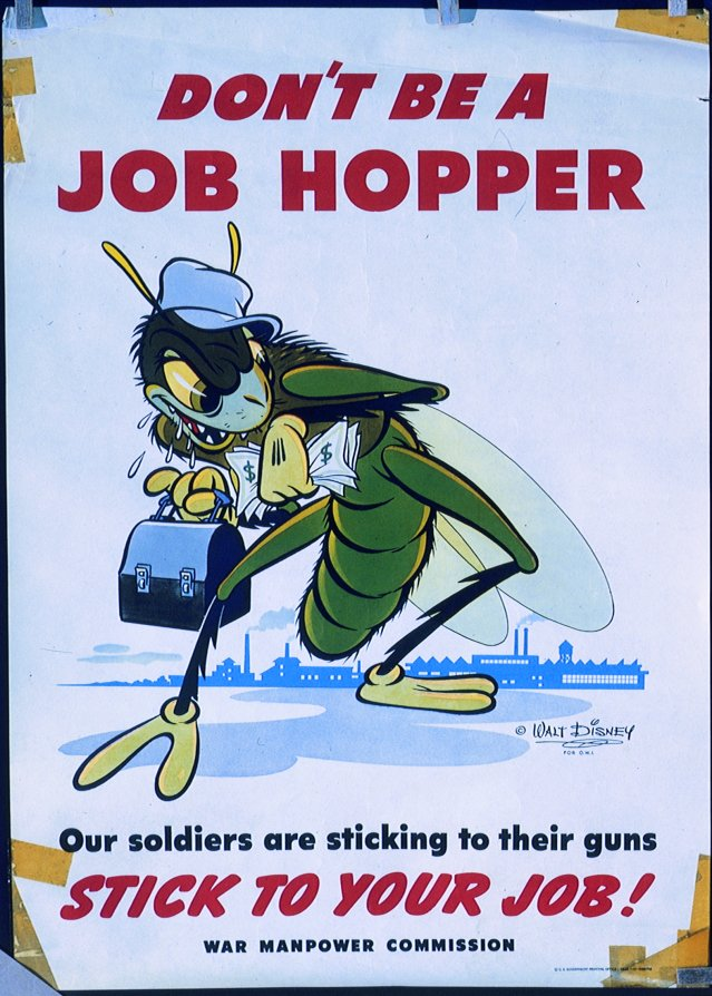Don39t be a job hopper full page