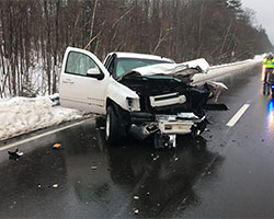 Motor vehicle accident highway closure milton news and for Department of motor vehicles concord new hampshire